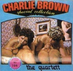 Charlie Brown Special Collection 706 The Quartett