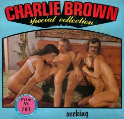 Charlie Brown Special Collection 707 Sucking 1