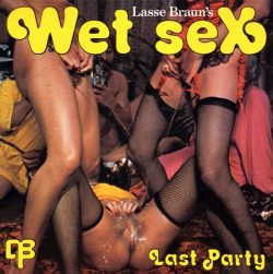 Lasse Braun 351 - Last Party