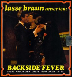 Lasse Braun A-101 - Backside Fever