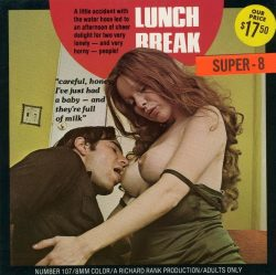 Richard Rank 107 - Lunch Break