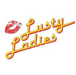 Lusty Ladies standard poster