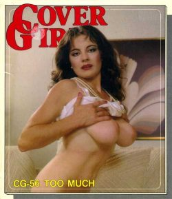 Cover Girl 56 Too Much poster