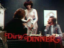 Diplomat Film 1072 Dirty Dinner poster 1