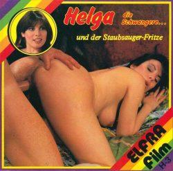 Elfra Film H 3 Helga Und Der Staubsauger Fritze poster