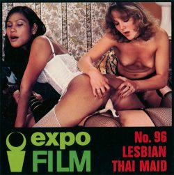 Expo Film Lesbian Thai Maid poster