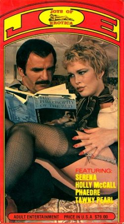 Joys of Erotica VHS Volume 2 small poster