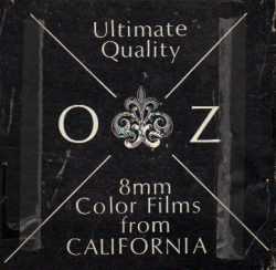 O Z Films poster