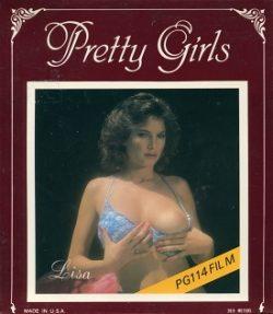 Pretty Girls 114 Lisa II small poster