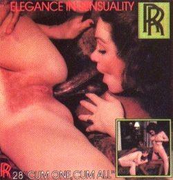Roger Rimbaud Production 28 Cum One Cum All poster