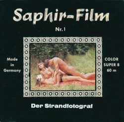 Saphir Film 1 - Der Strandfotograf