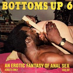 Bottoms Up 6 Anal Dildo poster