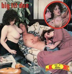 Joys Of Erotica 215 Big Tit Duo small poster