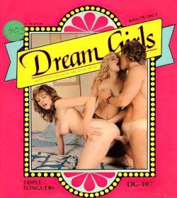 Dream Girls 107 Triple Tonguers poster