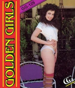 Golden Girls 129 Nasty Nina small poster