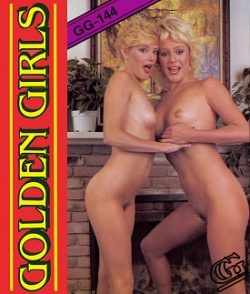 Golden Girls 144 Ladies Only small poster