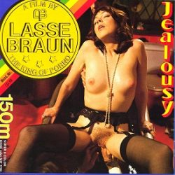 Lasse Braun Film 18 Jealousy small poster