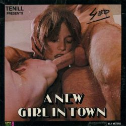 Tenill Film 5 A New Girl In Town poster