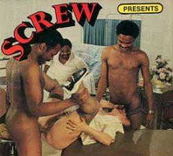 Screw 62 Tinas Sex Ward small poster