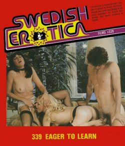 Swedish Erotica Eager To Learn small poster