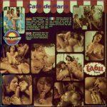 Tabu Film Cafe de Paris back poster