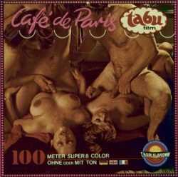 Tabu Film Cafe de Paris small poster