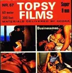 Topsy Films 67 Businessmen poster