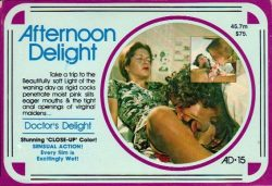 Afternoon Delight 15 Doctor Delight poster