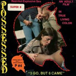 Possessed 4 3 Go But 6 Came small poster