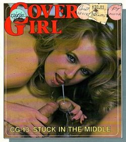 Cover Girl 13 Stuck In The Middle poster