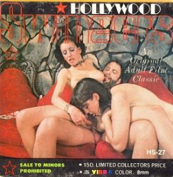 Hollywood Swingers 27 The Story of Joanna small poster