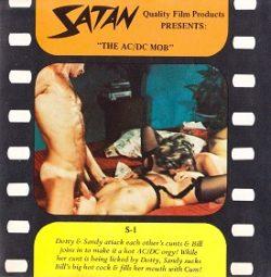 Satan 1 ACDC Mob small poster