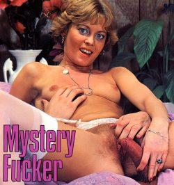 Diplomat Film Mystery Fucker poster