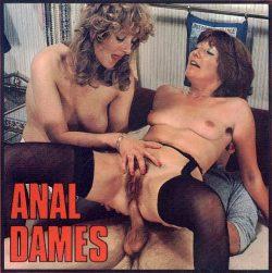 Diplomat Film 1067 Anal Dames poster