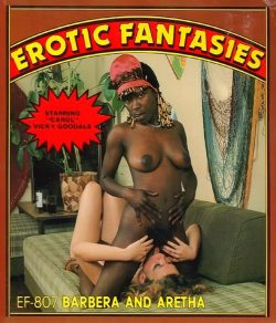 Erotic Fantasies 807 Barbera and Aretha poster