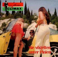 Mister Climax Film 20 Sie Vogelten Unter Pinien small poster