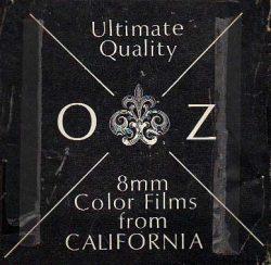 O Z Films 48 Lady Takes A Ride poster