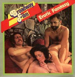 Broadway Film BR 52 Erotic Fantasy small poster