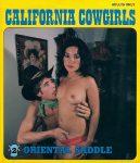 California Cowgirls Oriental Saddle