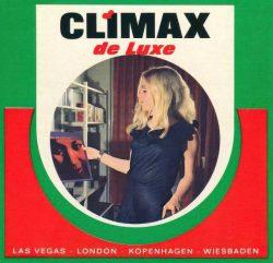 Climax de Luxe 5 Sex Bar poster