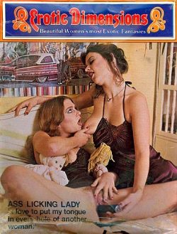 Erotic Dimensions 41 Ass Licking Lady poster