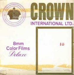 Crown International 13 poster