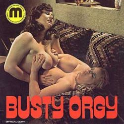 Master Film 1778 Busty Orgy small poster