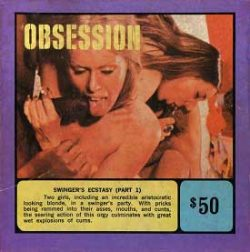 Obsession 4 Swingers Ecstasy Part 1 small poster