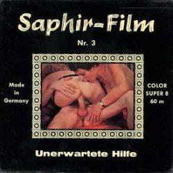Saphir Film 3 Unerwartete Hilfe small poster