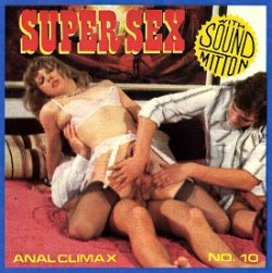 Super Sex Film 10 Anal Climax small poster