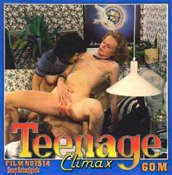 Teenage Climax 1514 Sexy Schoolgirls small poster