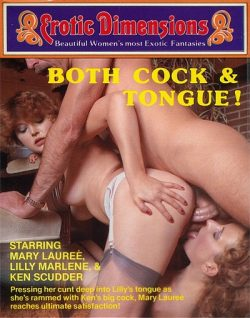 Erotic Dimensions Both Cock and Tongue poster
