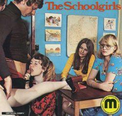 Master Film 1701 The Schoolgirls poster