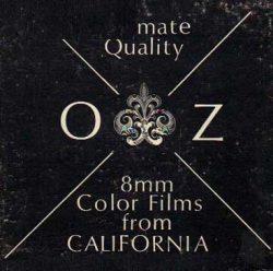O Z Films 9 The Girl poster